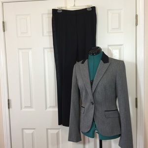 Express Editor Tailored Suit